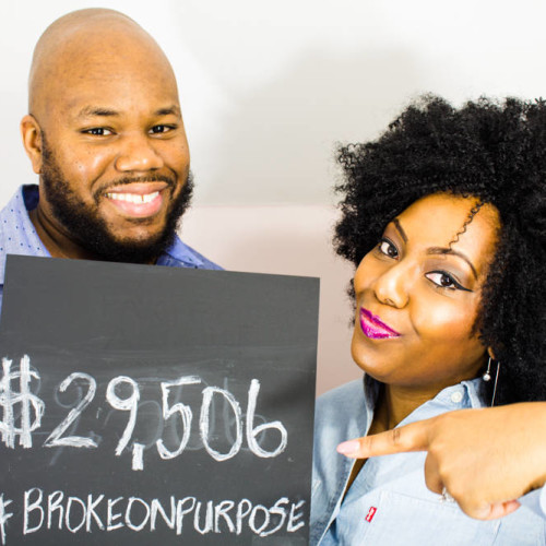 Marcus and Melody 2015 Debt Payoff Report www.livebrokeonpurpose.com