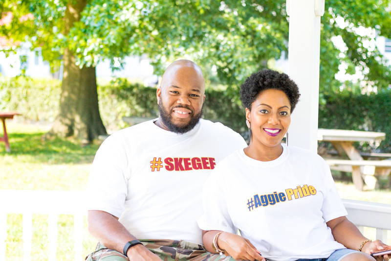 Meet the Wrights the couple behind Broke on Purpose